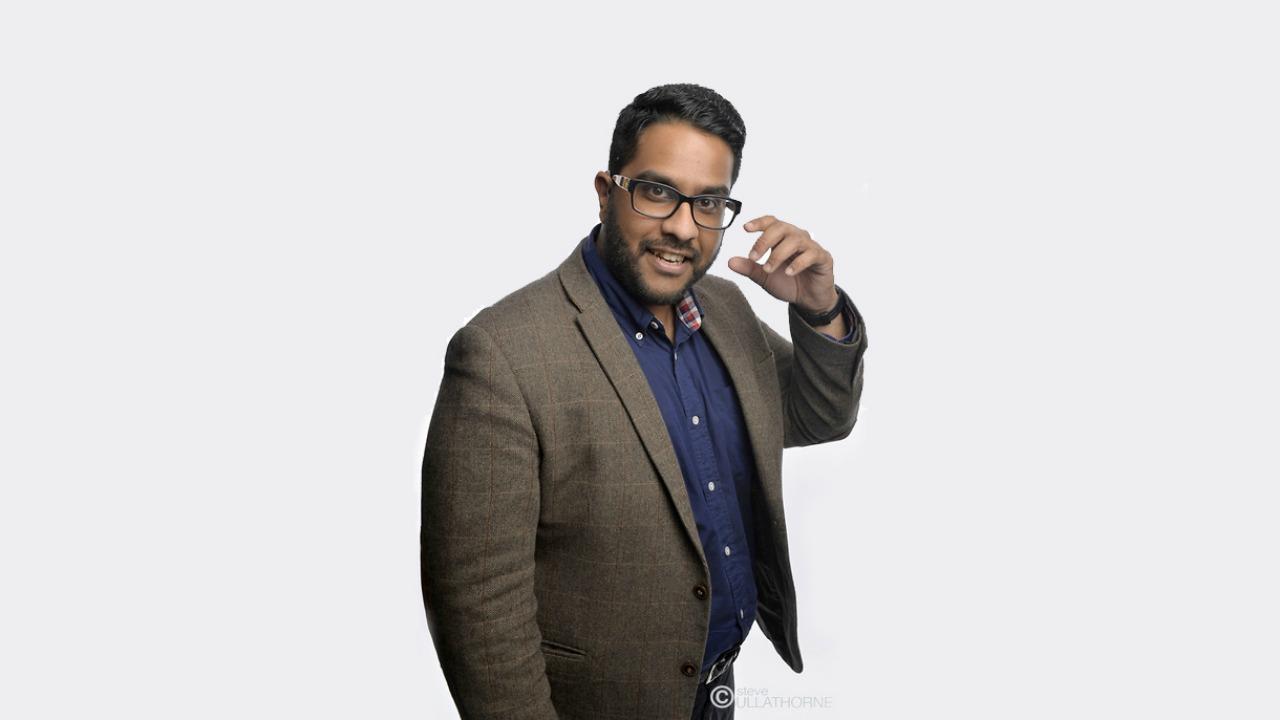 Eshaan Akbar Stand Up Top Secret Comedy Club Covent Garden