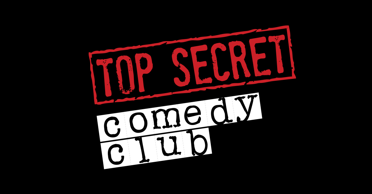 The Top Secret Comedy Club Stand Up Comedy Club Covent