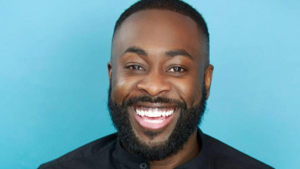 East London Comic Kojo Started Performing Comedy In 2000 After Signing Up To A Comedy School Run By Fellow Comic Rudi Lickwood