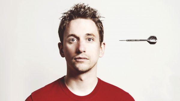 John Robins Stand Up Top Secret Comedy Club Covent Garden London
