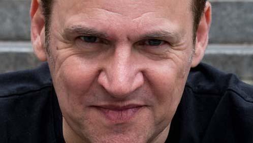 Geoff Whiting - Top Secret Comedy Club
